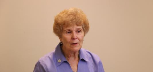 Photograph of Ann Prisland