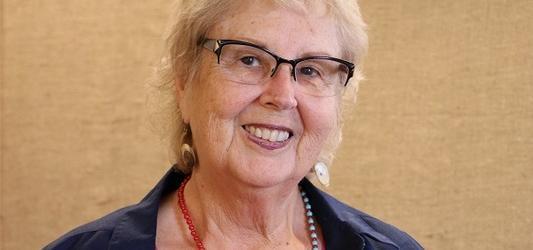 Photograph of Norma Stoltz Chinchilla