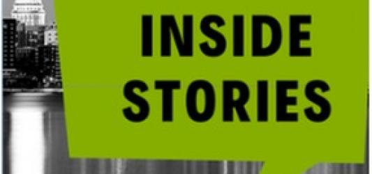 Inside Stories Podcast logo