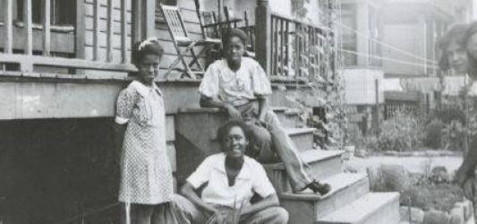 Photo of Matthews Family