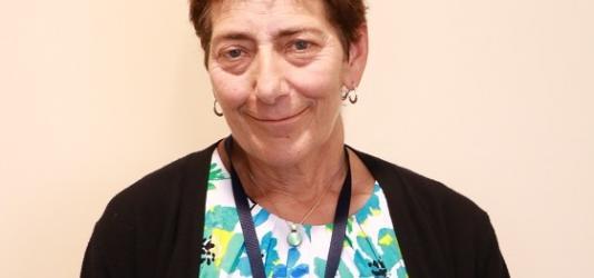 Photograph of Enid Eckstein