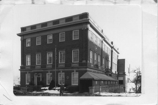 Photograph of Madison Club