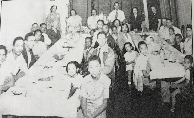 Photo of Diners at Chicken Shack Restaurant
