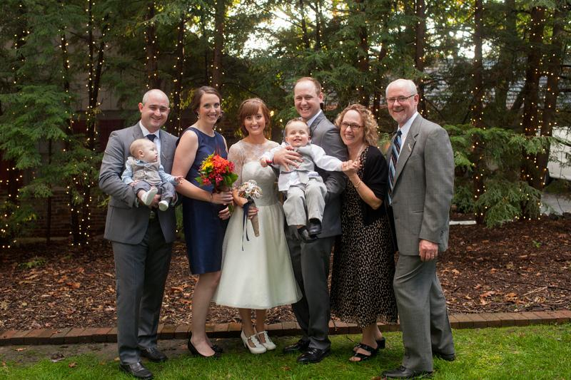 Quinn family wedding, 2013