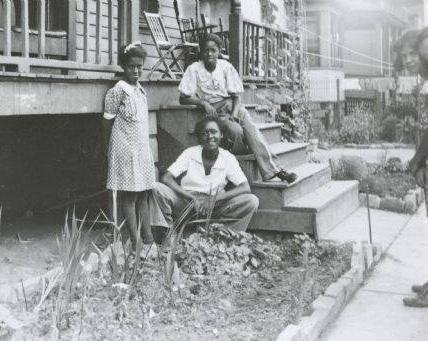 Photo of Matthews Family