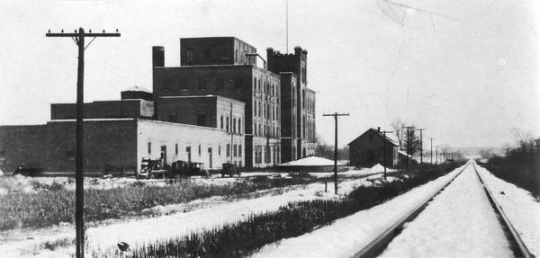 United States Sugar Company Factory, 1920