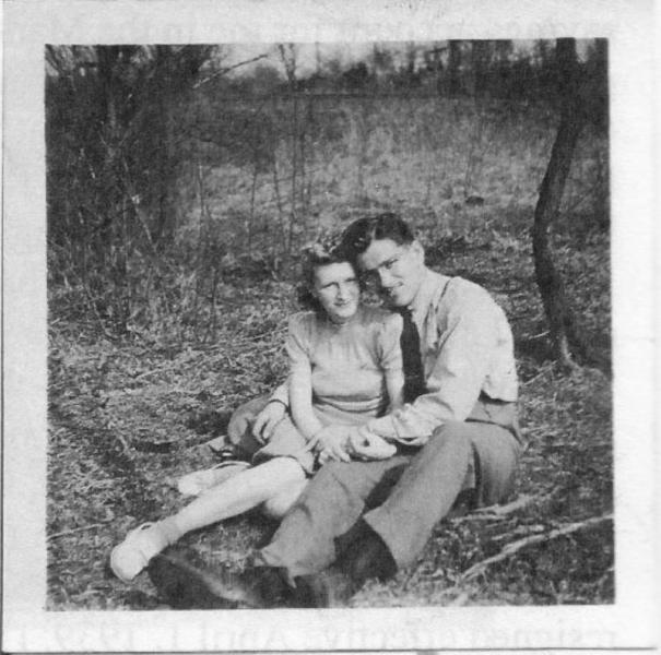 Gale and Zona VandeBerg, 1940s