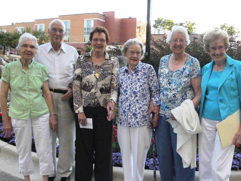 Former Westmorland neighborhood residents, 2010