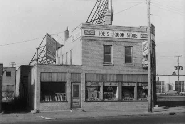 Photo of Joe's Liquor Store