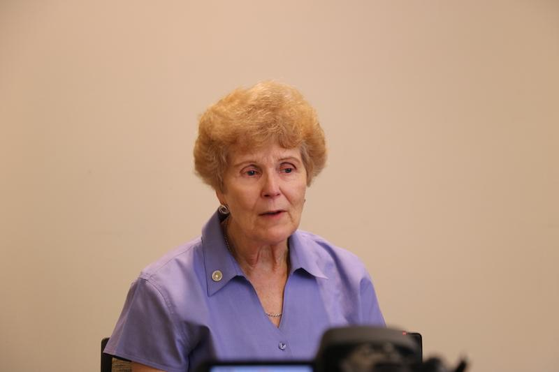 Photograph of Ann Prisland