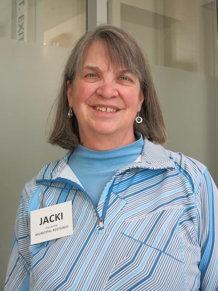 Photograph of Jaclyn Lawton, Municipal Restored, 2018