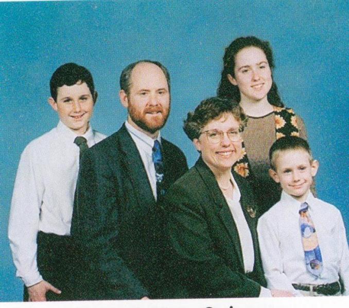 Quinn family, ca. 1995