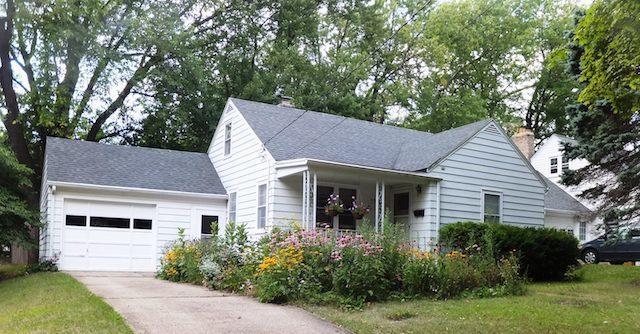 Cora Christiansen residence, 572 Park Lane, Madison