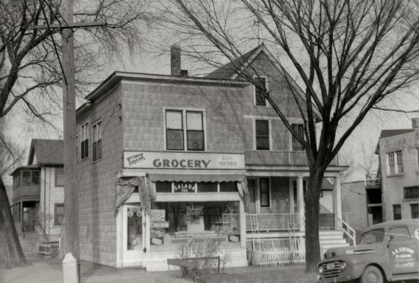 Photo of White Front Grocery
